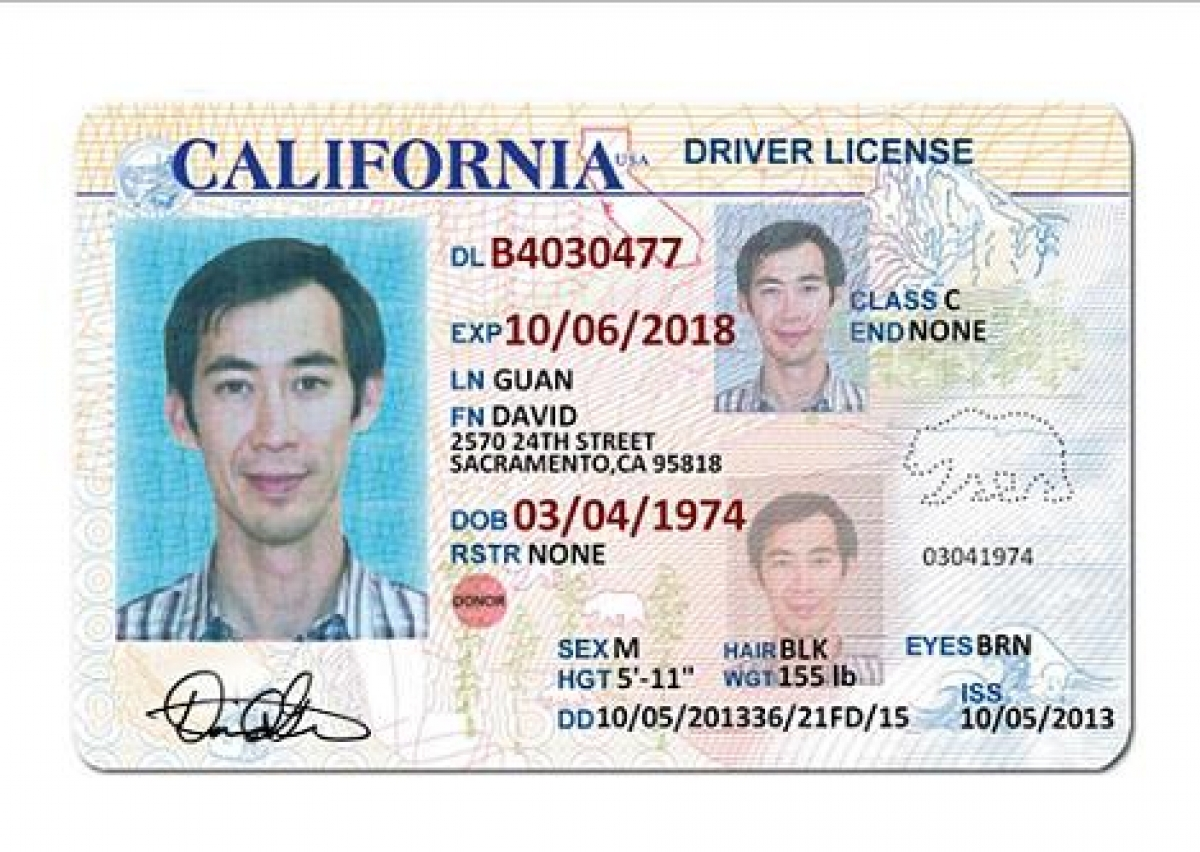 Get Your Passport Driver License And Id Card Computer