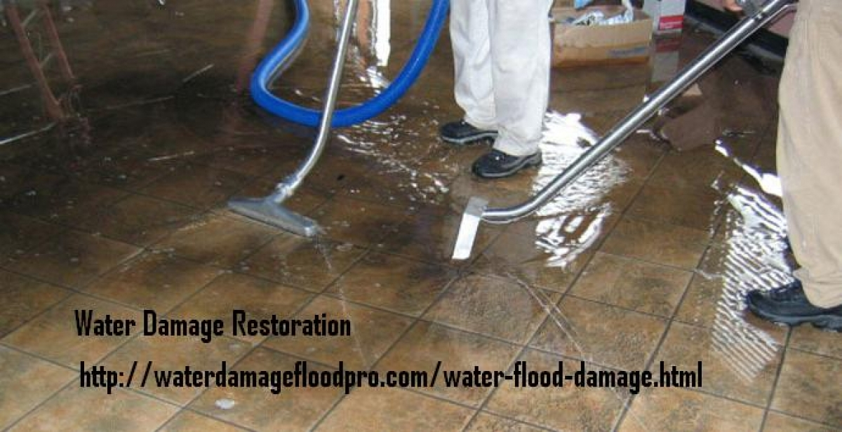 Water and Fire Damage Restoration Company for Your Essential