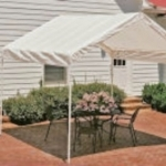 Weather – Shield and Shade Canopies! 20' to 40' long