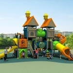 Buy Plastic Playground Equipments from Trusted Store