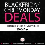 Black Friday & Cyber Monday Deals for Your Business