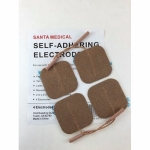 Reusable Carbon Electrode Pads