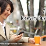 Business women, Ramp up your Startup with mobile apps