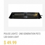 Lightbarcity.com provides the most affordable police lights for sale