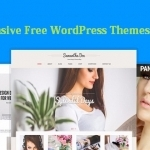Download a Responsive Free WordPress Themes Slider from Themes21