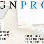 E-Sign Pro The No.1 Digital Agency