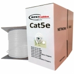 1000 FT Cat5e Plenum UTP Ethernet Cable
