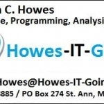 Howes-IT-Going - Steven C. Howes - I.T. Consulting