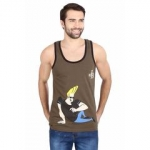 Buy Graphic Print Men's Inner Vests, Gym Vests