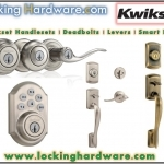 Kwikset Single Cylinder Handlesets & Deadbolts | Trust on Kwikset For Security