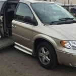 2005 Dodge Grand Caravan VMI Handicap Mobility Wheelchair Accessible Mini-van 83,538 Miles Clean Title $12,700