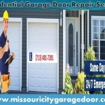 No.1 Garage Door Repair Service Provider Company Missouri City, TX