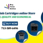 Toner and ink Cartridges online Store houston