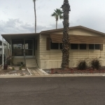 2bd Remodeled Mobile Home in 55+ Community - Sunny Arizona