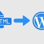 Convert HTML site to Wordpress CMS
