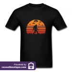 Bigfoot UFO Abduct T-shirt