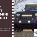SUPER BRIGHT BLITZ MINI LED LIGHT BAR - Shop Now!