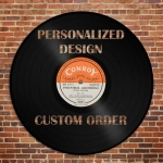 Vinyl Record Art Projects
