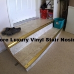 Vinyl flooring not matching your stairs. Want them to ?