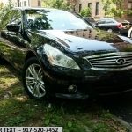 2013 INFINITI G37X Sedan AWD' Black On Black' Luxury Sport $10995