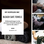 Bleach Safe Salon Towels